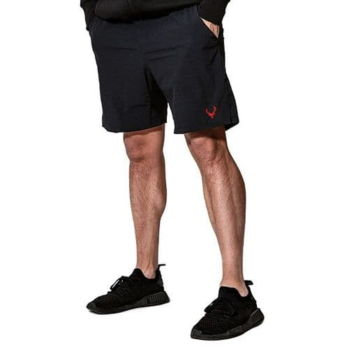 BUCKED UP Woven Training Shorts