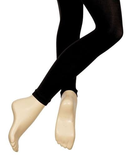 Bloch Footless Contoursoft  Tights