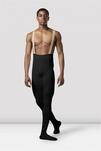 Bloch MP001 Mens performance footed dance tights