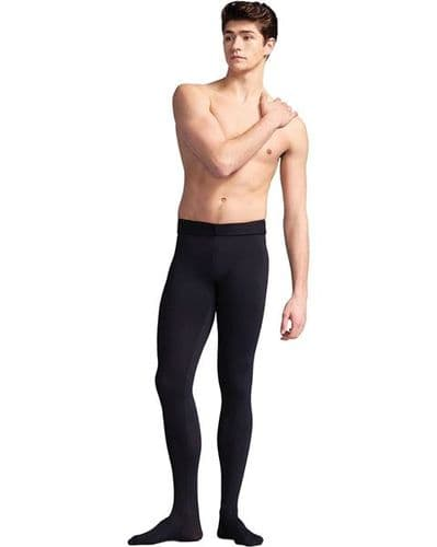 Capezio C10361 boys and mens footed tights
