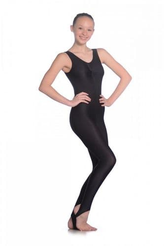 Roch valley Sleeveless catsuit with gathered front