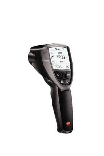 Testo 835-T2 - 4 point Infrared Thermometer
