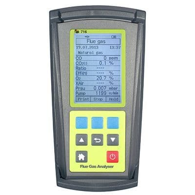TPI Commercial Flue Gas Analysers