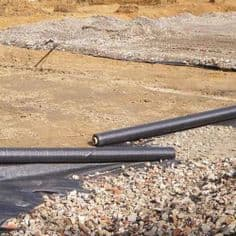 Woven Geotextile  4.5m x 100m Contractor Roll
