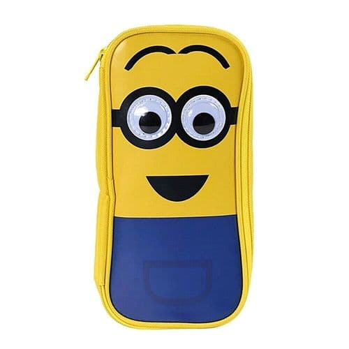 Despicable Me Minions Dave Googly Eyes Pencil Case