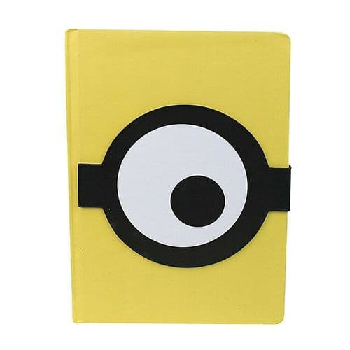 Despicable Me Minions Whaaa? A5 Notebook Note Pad