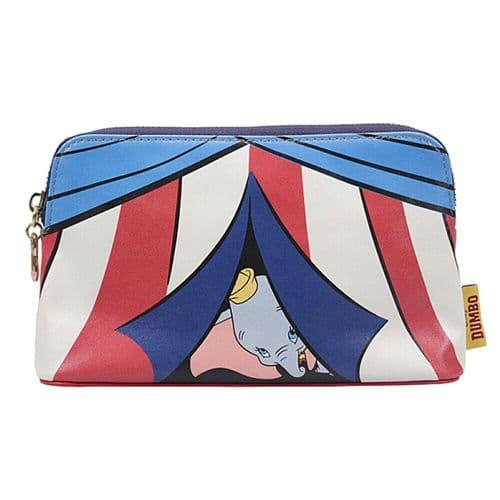 Disney Dumbo Circus Make Up Bag Toiletry Pouch