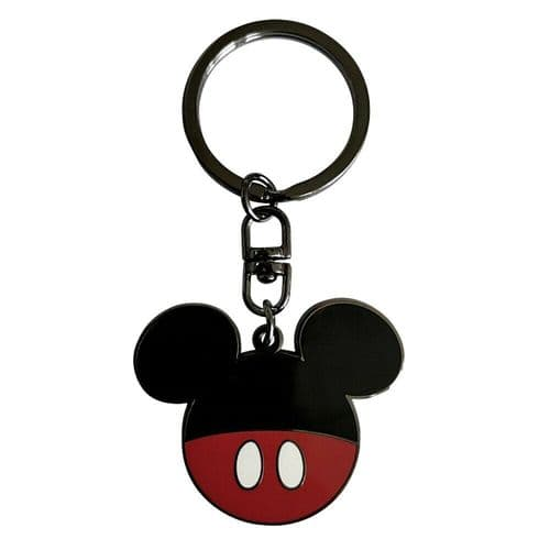 Disney Mickey Mouse Pants Keyring Metal Keychain Fob