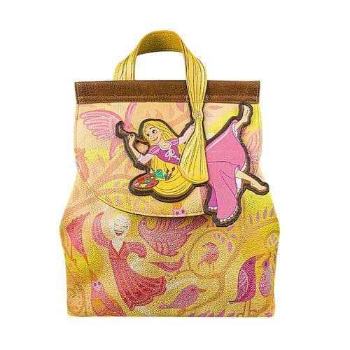 Disney Tangled Rapunzel Painting Backpack By Danielle Nicole