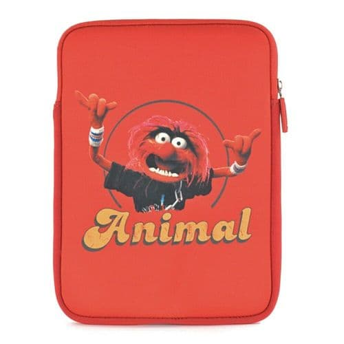 "Disney The Muppets Show Animal Neoprene iPad 10"" Tablet Case"