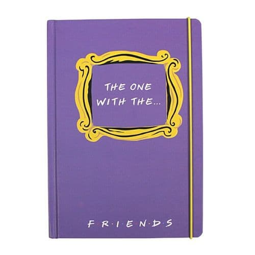 Friends TV The One With The A5 Notebook Note Pad