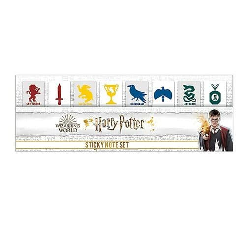 Harry Potter Abstract Magic Sticky Note Set