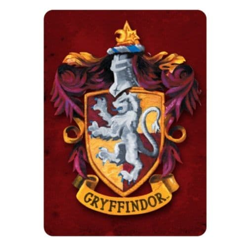 Harry Potter Gryffindor House Crest Fridge Magnet