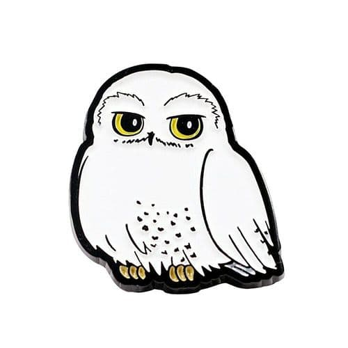 Harry Potter Hedwig Owl Pin Badge