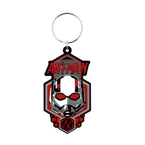 Marvel Comics Ant-Man Rubber Keyring - Ant-Man And The Wasp