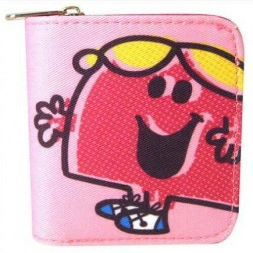 Mr Men and Little Miss Little Miss Chatterbox Coin Purse Wallet