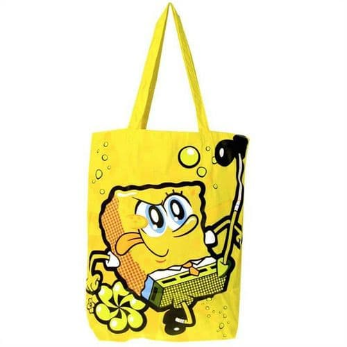 SpongeBob Squarepants Karate Tote Bag Shopper