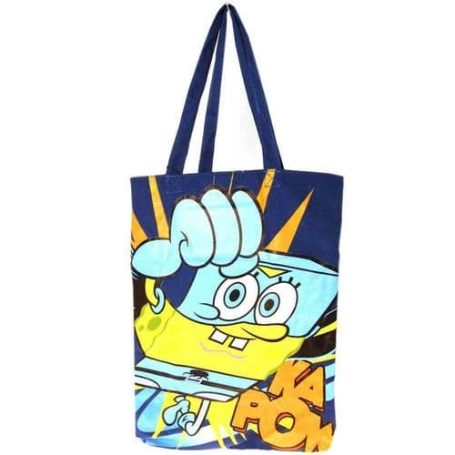 SpongeBob Squarepants Super Sponge Tote Bag Shopper