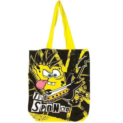 SpongeBob Squarepants The Sponge Tote Bag Shopper