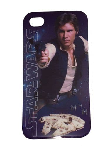 Star Wars Han Solo iPhone 5 / 5s Cover Case