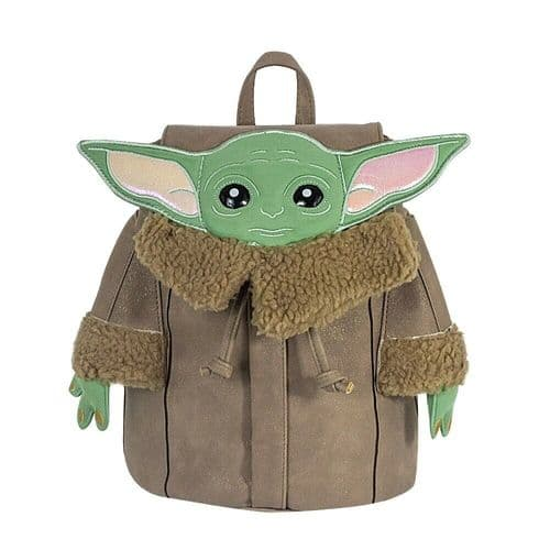 Star Wars Mandalorian The Child Figural Backpack By Danielle Nicole