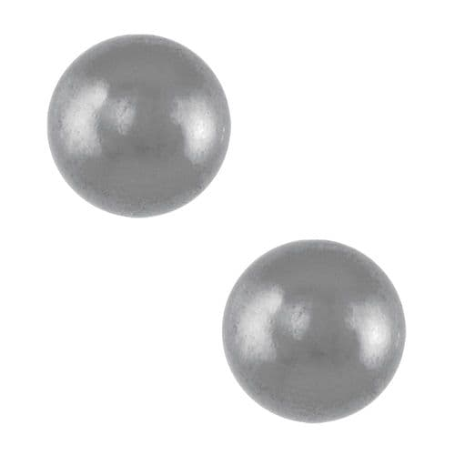 Studex Tiny Tips Traditional 4mm Ball Stainless Steel Stud Earrings