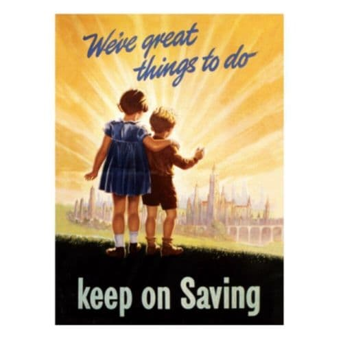 We've Great Things To Do Fridge Magnet