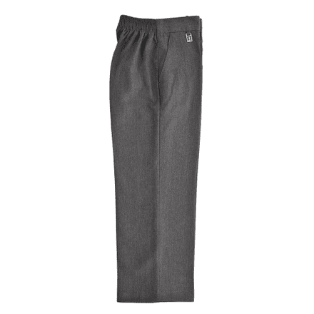 Boys Half elastic pull up Trouser