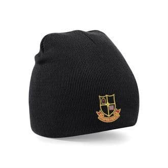 Priory School winter Hat