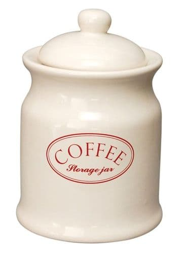 Ascot Coffee Storage Jar