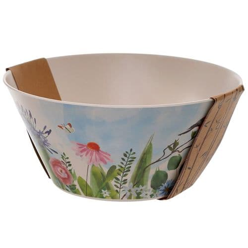 Botanical Gardens, Bamboo Eco Salad Bowl