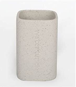 Engraved Stone Effect Water Tumbler