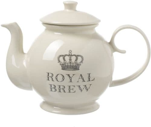 Majestic 'Royal Brew' Teapot
