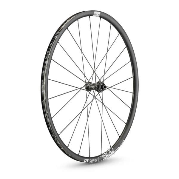 DT Swiss C 1800 SPLINE Clincher Disc Brake 100 x 12 Front Wheel