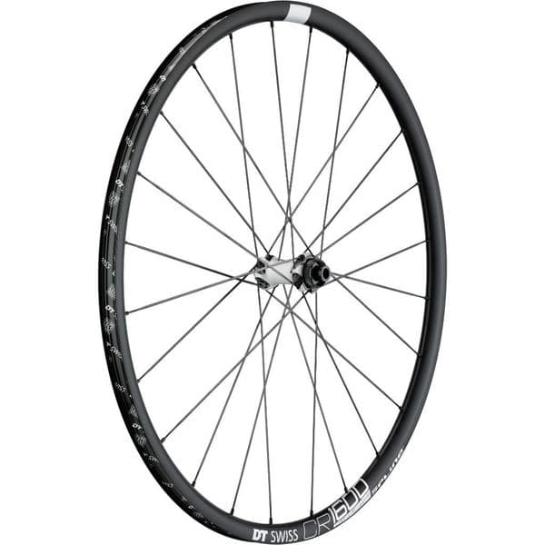 DT Swiss CR 1600 SPLINE Clincher Disc Brake 100 x 12 Front Wheel
