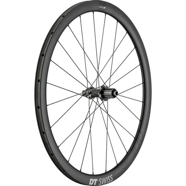 DT Swiss CRC 1100 SPLINE Tubular Disc Brake 142 x 12 Rear Wheel