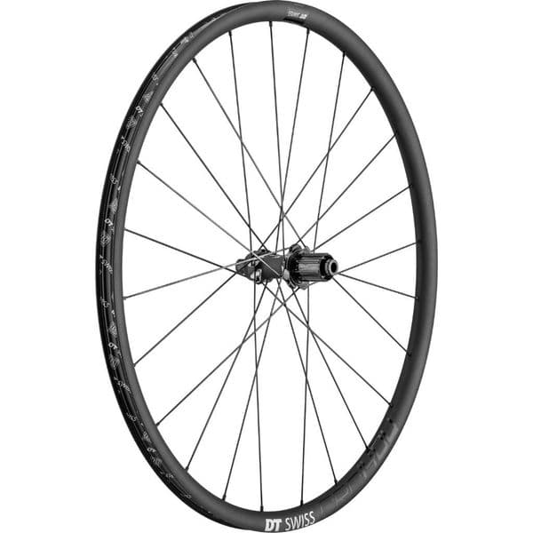 DT Swiss CRC 1400 SPLINE Clincher Disc Brake 142 x 12 Rear Wheel