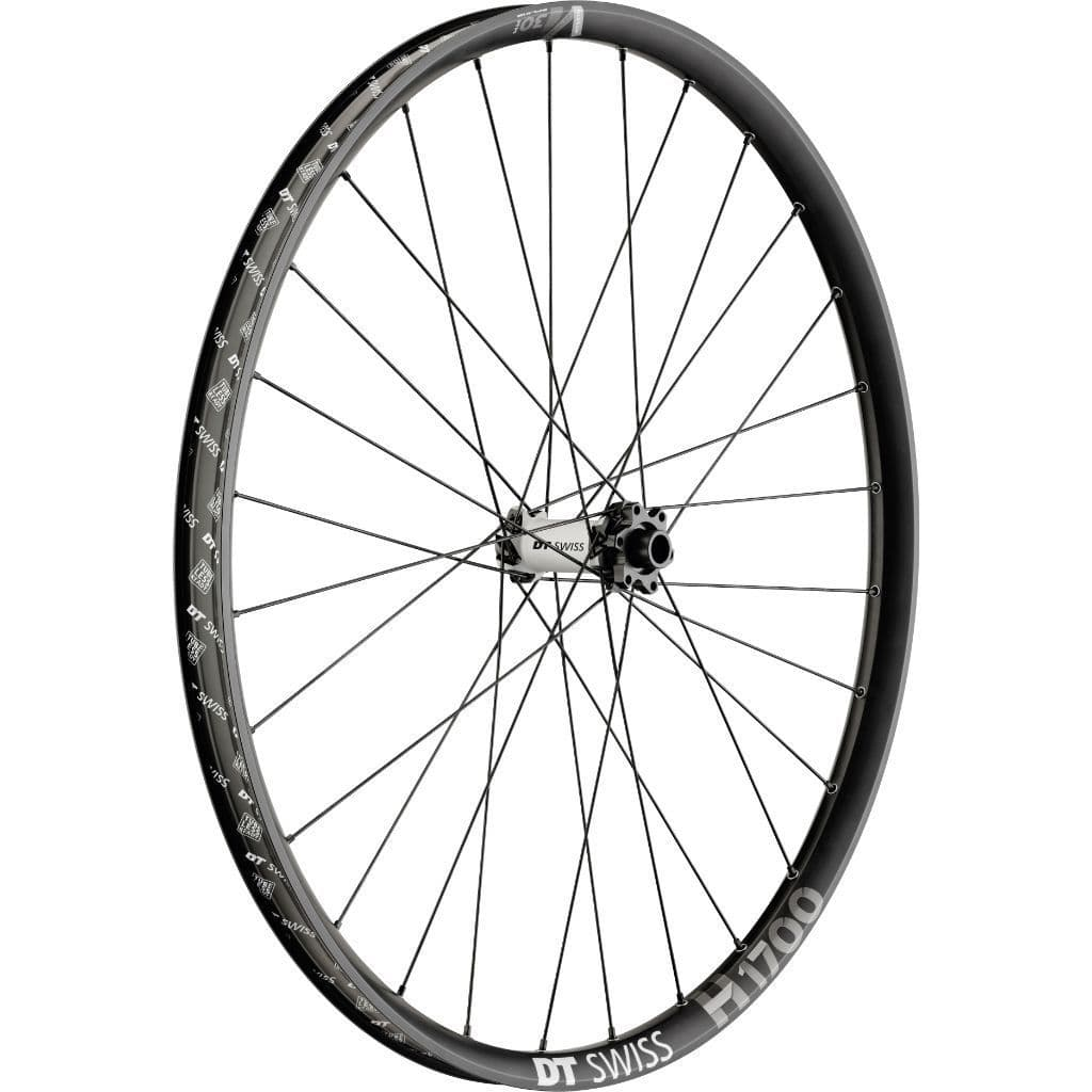 DT Swiss H 1700 Hybrid, 110 x 15mm Boost, 6-bolt DiscFront Wheel