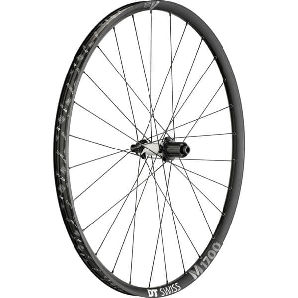 DT Swiss M 1700 SPLINE Two 29 x 30 mm CL Disc Rear Wheel