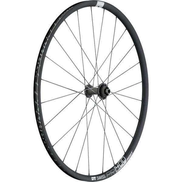DT Swiss PR 1400 DICUT Clincher Disc Brake 100 x 12 Front Wheel