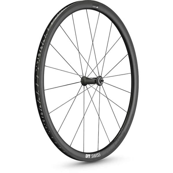 DT Swiss PRC 1400 SPLINE Clincher Rim Brake Front Wheel