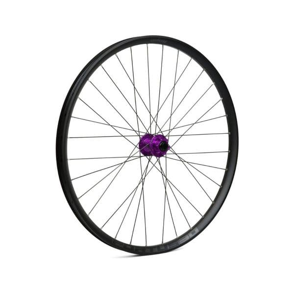 Hope 29er Fortus 30W Front Wheel, Boost 110x15mm, Purple, Dispatched In 1 Day