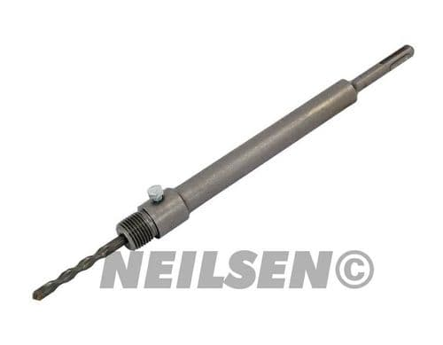 Core Drill Extension Bar - 250mm
