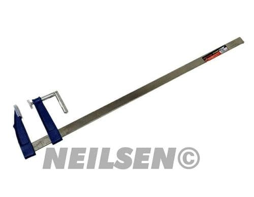 F Type Clamps Wood 800mm X 120mm Adjustable Woodworking Clamp
