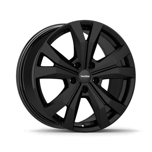 "18"" SuperMetal Bullet Matt Black"