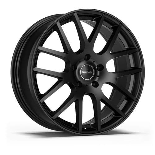 "20"" SuperMetal Trident Matt Black"