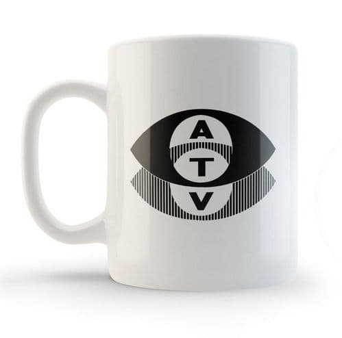 ATV retro TV Mug
