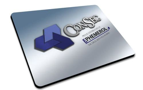 Consec Mouse mat inspired by Scanners