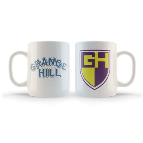 Grange Hill mug inspired by the classic TV series