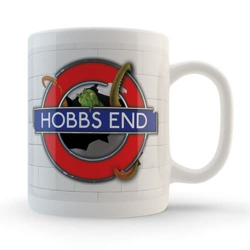 Quatermass and the Pit 'Hobbs End' Mug